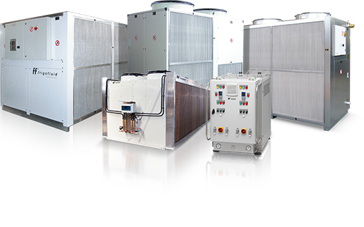 industrial refrigerators and chillers