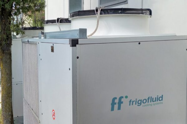Continuous Saving in Plastic Molding with Frigofluid Chillers